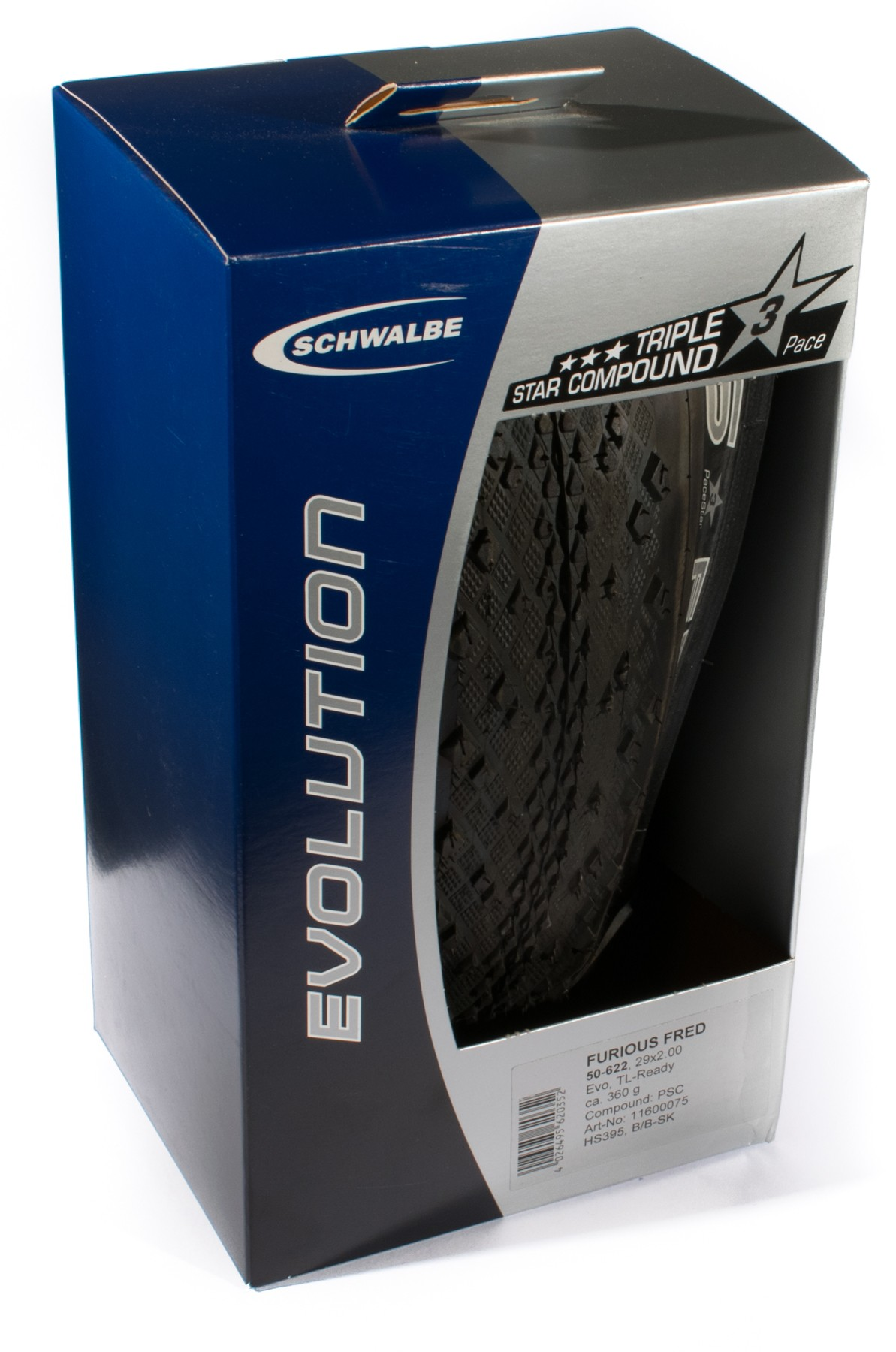 Schwalbe Furious Fred 29 x 2.00 (50-622) (Cross 29er)