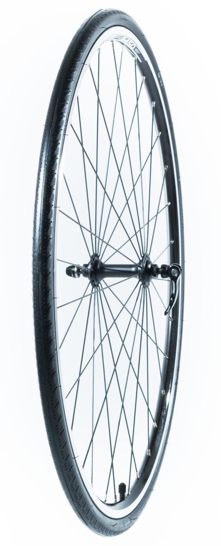 """Etu- ja takairtopyörä renkaineen 28"""" (Race MAX)"""