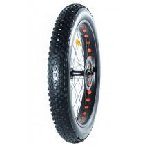 """FAT etuirtopyörä renkaineen ja jarrulevyllä 26"""" (FAT MAX)"""