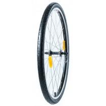 """Etuirtopyörä renkaineen 26"""" (City G4)"""