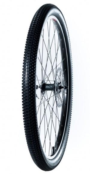 """Etuirtopyörä renkaineen ja jarrulevyllä 29"""" (Cross 29er)"""
