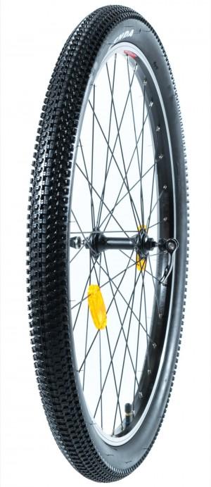 """Etuirtopyörä renkaineen 26"""" (Cross MAX 20V)"""