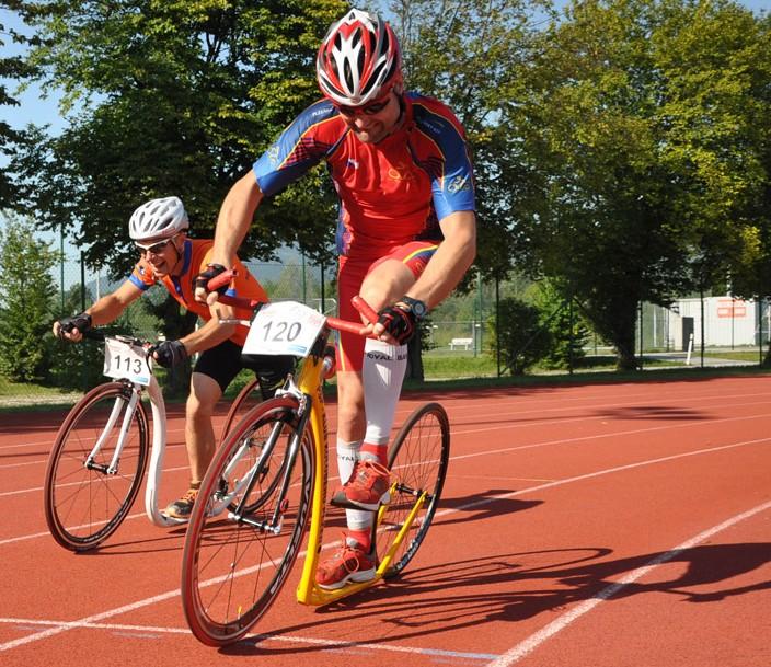 European champs sprint Pesta Nuuma